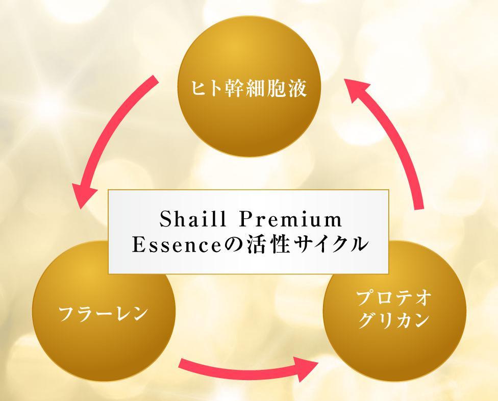 シャイルプレミアムエッセンス(Shaill PremiumEssence) 成分・原材料